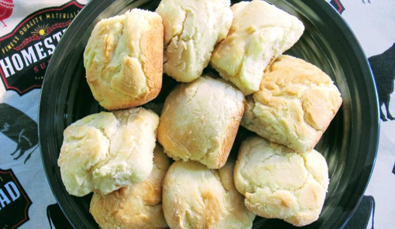 Nanny's Hand-Rolled Biscuits