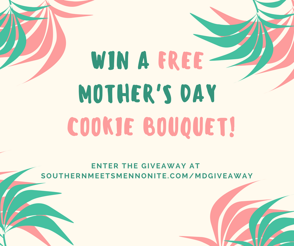Mother's Day Cookie Bouquet Giveaway – Celebrating Our Best Mom Moments Photo Entry
